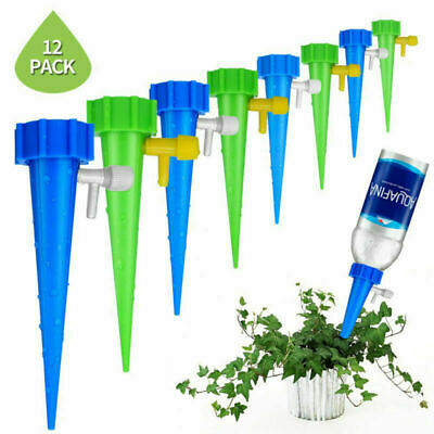 Automatic Drip Irrigation Kit USB Pot Plants Self Watering System App Control UK