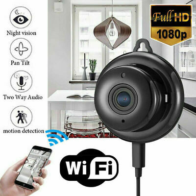 Full HD 1080P Mini Wireless Camera WIFI Visione notturna Telecamera IP