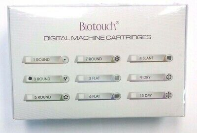 Biotouch Digital Semi Permanent Makeup Needle Cartridges x 15 (STYLE - 3 round)