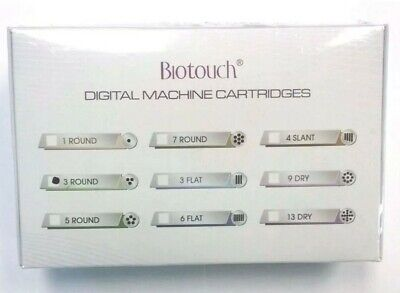Biotouch Digital Semi Permanent Makeup Needle Cartridges x 15 (9 Dry) £92RRP!!