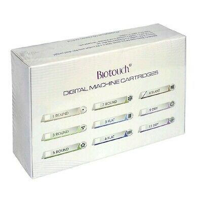 Biotouch Digital Semi Permanent Makeup Needle Cartridges x 15 (7 Round) £79RRP!