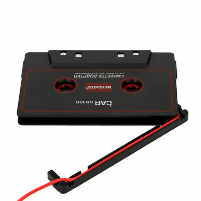 Car Cassette Audio Tape Adapter for iPhone iPod MP3 CD Radio Nano Jack Aux