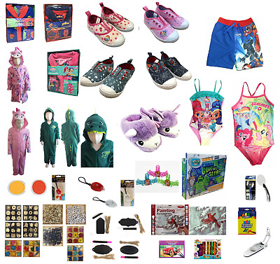 Wholesale Job Lot of Bargain Clearance Mixed Products New Items - Car Boot Sale
