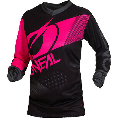Oneal Element 2020 Factor Ladies Motocross Jersey Off Road MX ATV Bike Womens