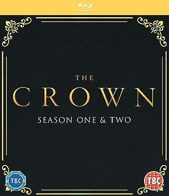 The Crown: Season One and Two [BLU-RAY]