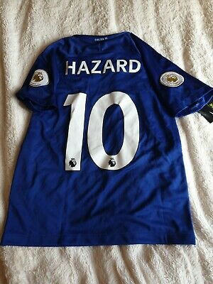 Chelsea Home Shirt 17/18 12-13 Nike Official