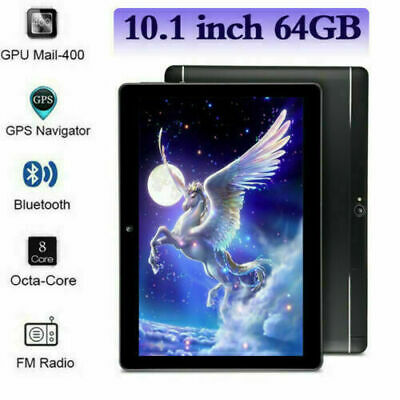 Android 8.1 8G 256G Tablet 10.1 inch Ten-Core Tablet PC with TF Card Slot