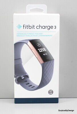 *NEW OPEN BOX* Fitbit Charge 3 Fitness Tracker