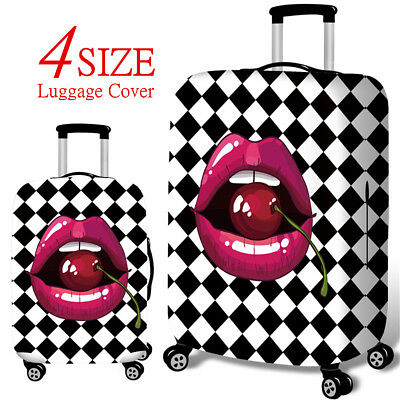 Elastic Spandex Luggage Suitcase Cover Dustproof Protector Case Bags 18''~32''