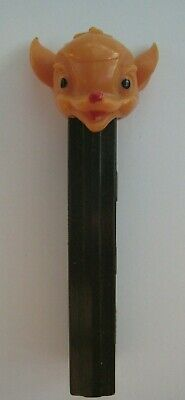 Vintage PEZ Dispenser~Rudolph the Red Nose Reindeer~Made In Austria~No Feet