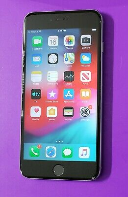 Apple iPhone 6s Plus A1634 - 16GB - Space Gray - AT&T - CLEAN IMEI - SHIPS QUICK