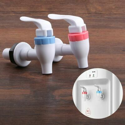 Universal Size Push Type Plastic Cold Water Dispenser Faucet Tap Replacement