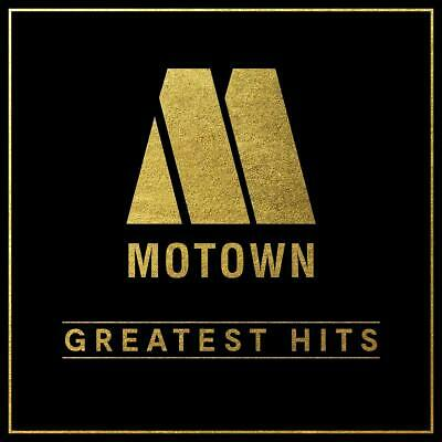MOTOWN : GREATEST HITS (Various Artists) (Best Of) 3 CD Set (2019)