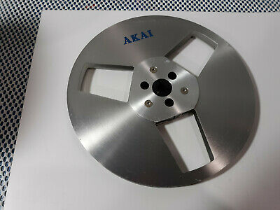 "AKAI Metal Take Up 7"" Reel to Reel"