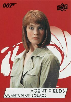 James Bond Collection SSP Base Card #166 Akiko Wakabayashi as Aki