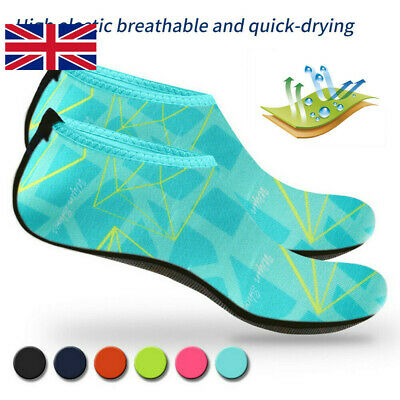 Adult Kids Water Skin Shoes Aqua Socks Diving Quick Dry Non-slip Swimming BeachR