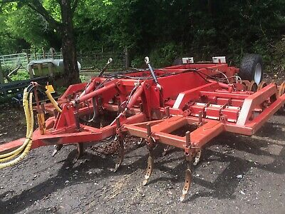 Farmforce 4m Discleader Tractor Cultivator