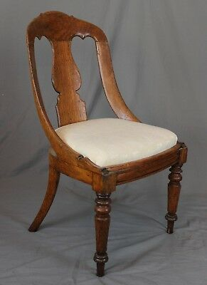 Regency Library Chair c1830
