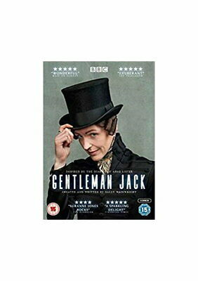 Gentleman Jack [New DVD]