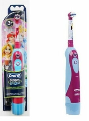 Braun Oral-B Kids Stages Advance Power Toothbrush, Disney Princess Girls *SALE*