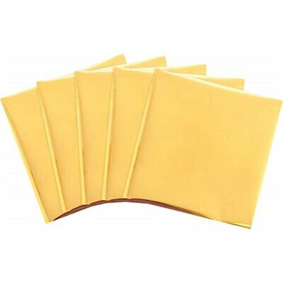 "We R Memory Keepers Foil Quill 12""x12"" Foil Sheets 15/pkg-gold Finch"