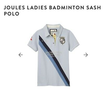 Y Joules Girls Official Badminton T-Shirt **FREE UK Shipping**