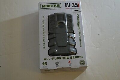 Moultrie 16MP Trail Cam W-35i MCG-13304 No-glow Infrared All-purpose