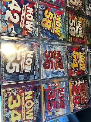 NOW That's What I Call Music By Various Artist Several $3.50 each