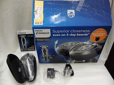 NEW Philips Norelco 9000 Series Shaver 9850