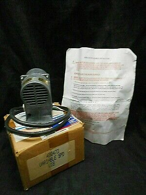 Frederick Vibrator Replacement Massage Motor 2 Speed Industrial W/ Instructions