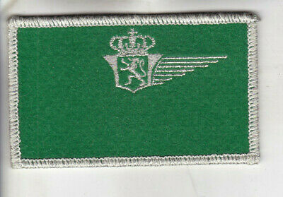 Org Patch:   Chestpatch 40 Squadron  Belgian Air Force