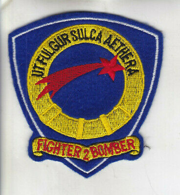 Org Patch:  2 Fighter- Bomber Belgian Air Force