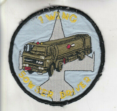 Org Patch:  1 Wing Solo Team  Belgian Air Force