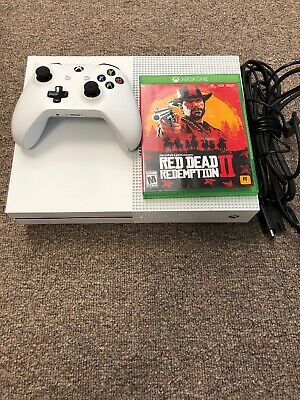 Microsoft Xbox One S 1TB with Red Dead Redemption II