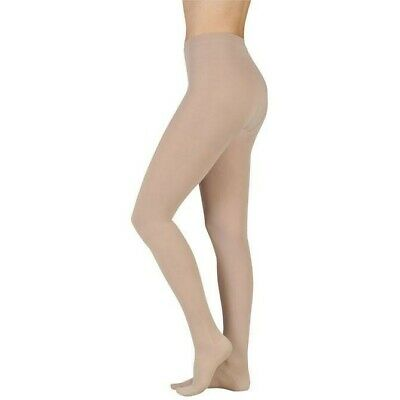 NEW JUZO 20-30 or 30-40 mmHg Compression Pantyhose, Beige, Various Sizes