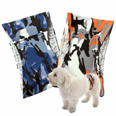 Washable Durable Male Dog incontinence Training  Sanitary Pant Nappy Belly Wrap