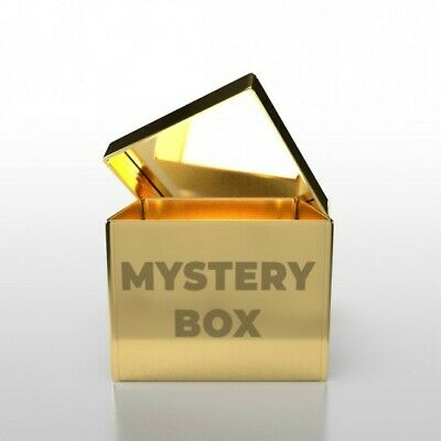 Mystery box New electronics, clothing Toys games, dvds, All new 5 items or More