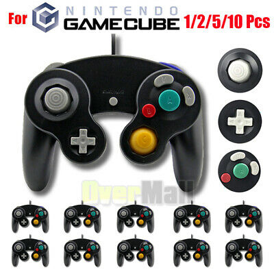 LOT Wired NGC Controller Gamepad for Nintendo GameCube GC & Wii Console