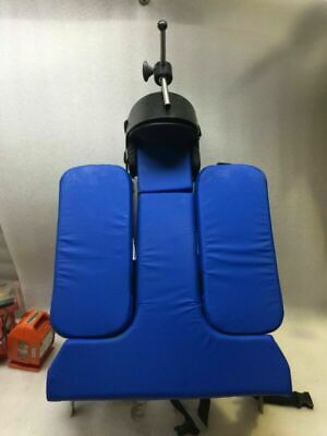 Allen Medical Systems Lift Assist Beach Chair w Pad Set & Head Positioner - Used