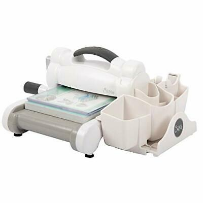 Sizzix Big Shot con Accesori(With Precision Plate And Tool Organizer, Size A5)