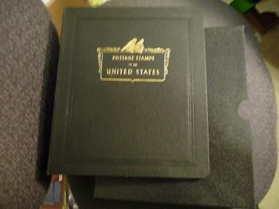 White Ace United States Binder & Slip Cover Barley Used Condition SKU#17027