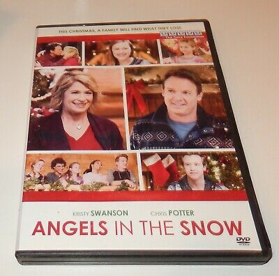 Angels in the Snow  Kristy Swanson  Chris Potter  (DVD, 2015)