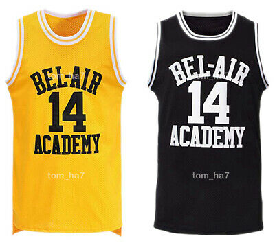 The Fresh Prince of Bel-Air Academy Will Smith #14  Men's Basketball Jersey