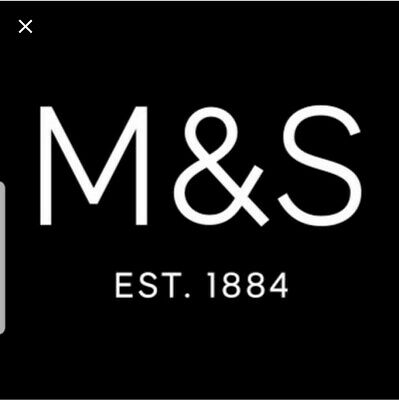 M & S Marks And Spencer £140 Credit Receipt Gift Voucher