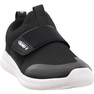 AND1 Downtown Sneakers - Black - Mens