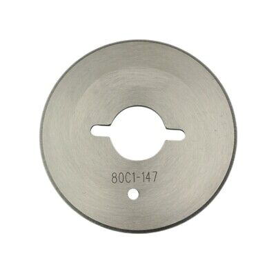 "2-1/4"" Round Replacement Blade For Eastman Chickadee D2 Rotary Electric Cutters"