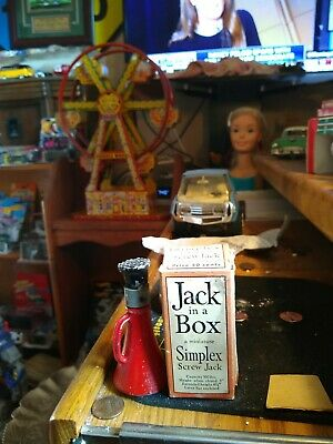 Simplex. Jack. In. A. Box. Miniature. Jack