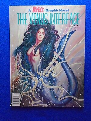 ~~ The Venus Interface ~ A Heavy Metal Graphic Novel ~ August 1989 ~~