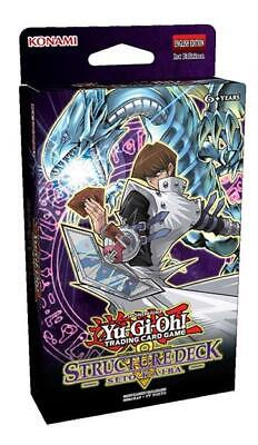 YuGiOh! Structure Deck: Seto Kaiba :: Brand New And Sealed Box! ::
