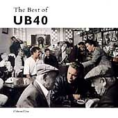 UB40 - The Best of UB40 Vol. 1 (1985) - music CD - great condition
